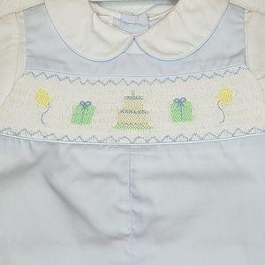 Petit Ami One Pieces - Little boy's birthday John John